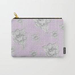 BloosomPinkish Carry-All Pouch