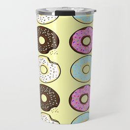 Doughnuts Travel Mug