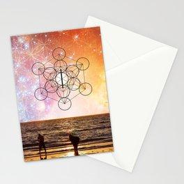 I AM - Galaxy Beach Stationery Cards