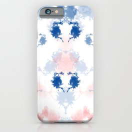Pink Hussy iPhone Case