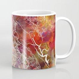 Oakland map Coffee Mug