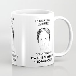 Dwight Coffee Mug