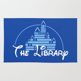 The Library Rug