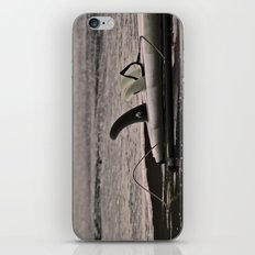Surfboard 1 iPhone & iPod Skin