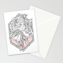 Rose, 'Eden' Stationery Cards