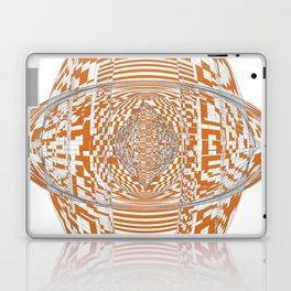 Longhorn Orange Laptop & iPad Skin