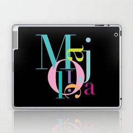 M-A-J-O-L-I-C-A Laptop & iPad Skin