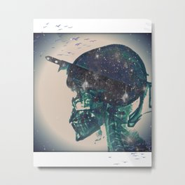 star struck Metal Print