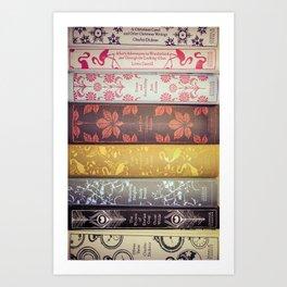 The Classics Art Print