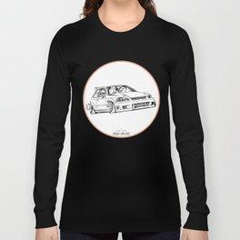 Crazy Car Art 0217 Long Sleeve T-shirt