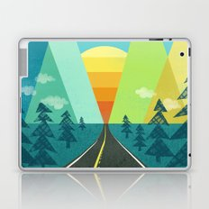 the Long Road Laptop & iPad Skin