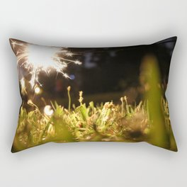 Fire Cracker Rectangular Pillow