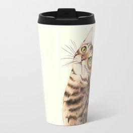 Bengal Cat Travel Mug