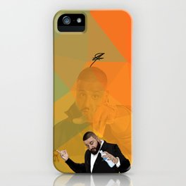Dj khaled and the keys to success iPhone Case