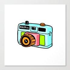 Holga camera Canvas Print