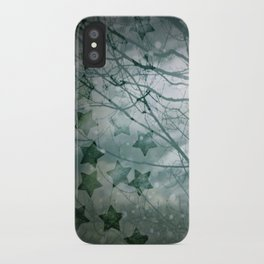 Falling Into Night iPhone Case