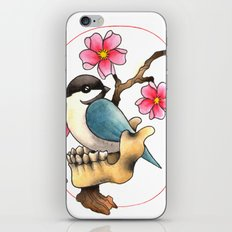 CHICKBONE iPhone Skin