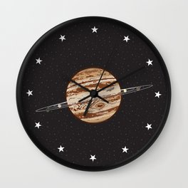 Jupiter Wall Clock