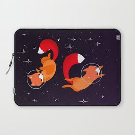 Space Foxes Laptop Sleeve