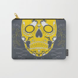 Sugar Skull (Day of the Dead) Carry-All Pouch