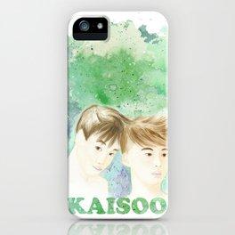 KAISOO iPhone Case