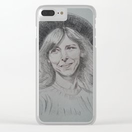 Sophie Hunter Clear iPhone Case