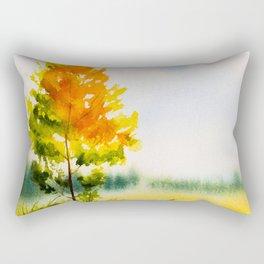 Autumn scenery #22 Rectangular Pillow