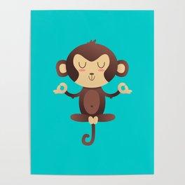 ChimpanZEN Poster