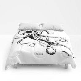 Octo Skull The SkullOctopus Comforters
