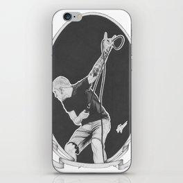 Phil Bozeman iPhone Skin