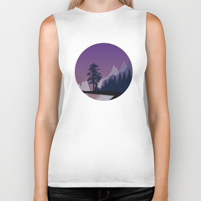 My Nature Collection No. 25 Biker Tank