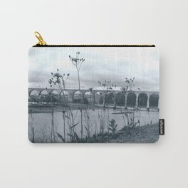 Flowers in the Wall, Berwick Carry-All Pouch