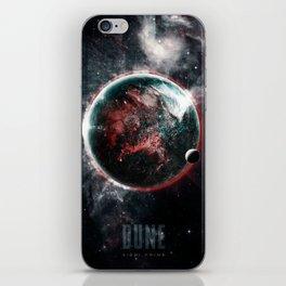 Dune Geidi Prime Planet Poster iPhone Skin