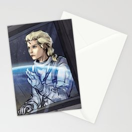 Metal Gear Solid - The Boss Stationery Cards