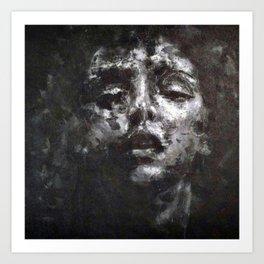 M.S. (no. 3) Art Print