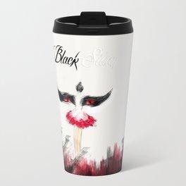 Black Swan V Travel Mug