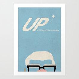UP Art Print