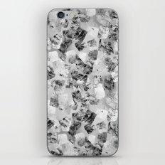tear down variant (monochrome series) iPhone & iPod Skin