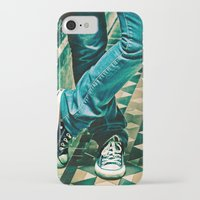 converse iPhone & iPod Cases featuring Icon Converse by Sparrow House Photography