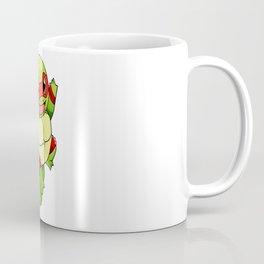 TMNT_POKET_MONSTER_RED Coffee Mug