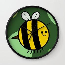 Cutesy Crawlies — Bumblebee Wall Clock