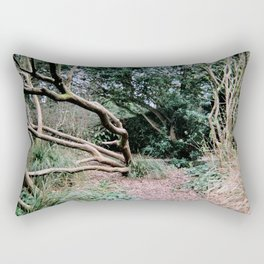 Trees of Finchley 3 Rectangular Pillow