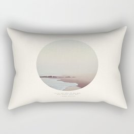 Maps Rectangular Pillow