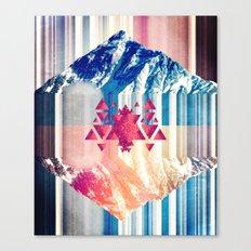 CEREMONY Canvas Print