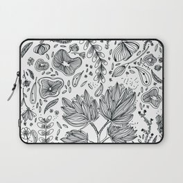 Flowering II Laptop Sleeve