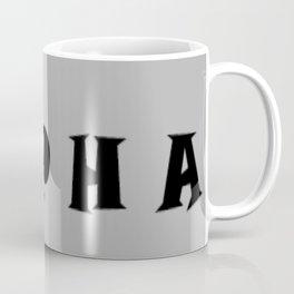 Alpha Betta Coffee Mug