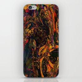 Wonderland(1) iPhone Skin