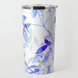 Premonition (Blue Grey) Travel Mug