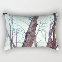 Dances With Deer Rectangular Pillow