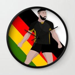 Minimal Mansour Wall Clock